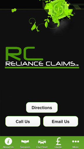 Reliance Claims Car Hire