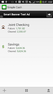 Simple Cash - Free Checkbook