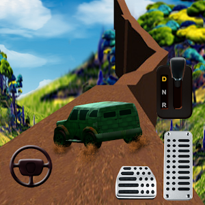 4×4 Hill Climb Jungle Race for PC and MAC