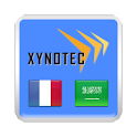 French<->Arabic Dictionary icon