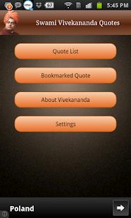 Swami Vivekananda Quotes - screenshot thumbnail