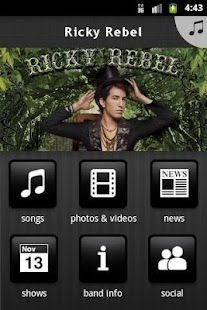 Ricky Rebel - screenshot thumbnail