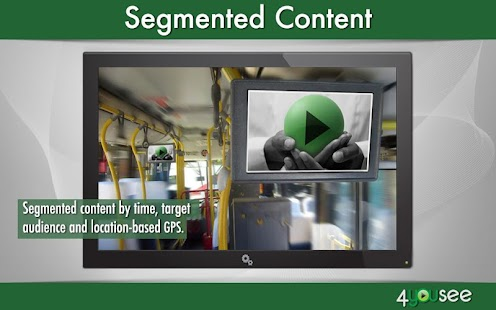 4YouSee Digital Signage- screenshot thumbnail