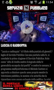 Servizio Pubblico- screenshot thumbnail