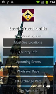 Latvia Travel Guide- screenshot thumbnail