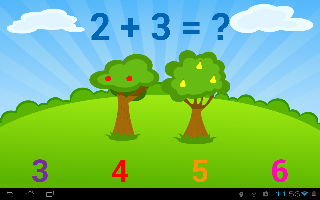 Kids Numbers and Math - screenshot