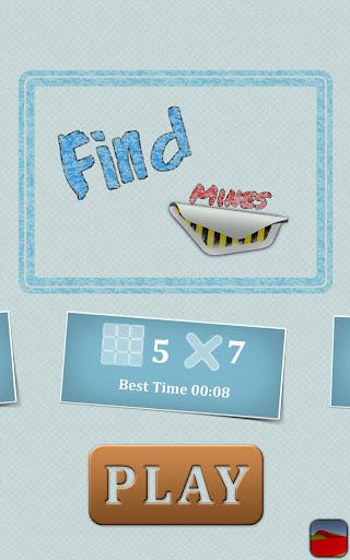 Find Mines - Minesweeper