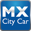 MX City Car logo