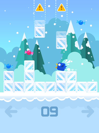 Run Bird Run для планшетов на Android