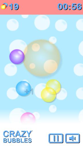 Crazy Bubbles