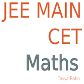 JEE Main & CET Maths Test Prep