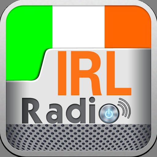 新聞必備App|Radio Ireland LOGO-綠色工廠好玩App