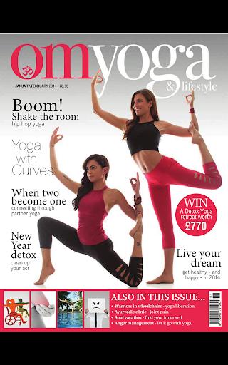 OM Yoga Lifestyle Magazine