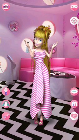 My Talking Pretty Girl 1.1.5 screenshot 37346