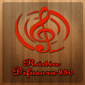 Rádio Difusora 850 icon