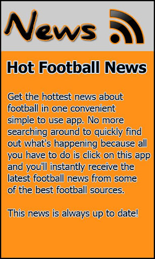 Hot Football News