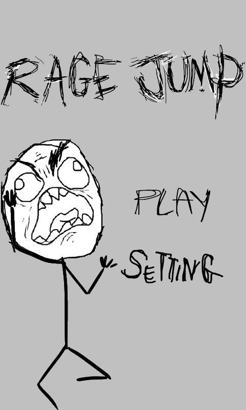 Rage Jumping- screenshot