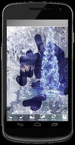 玩娛樂App|冰冻艺术制作免費|APP試玩