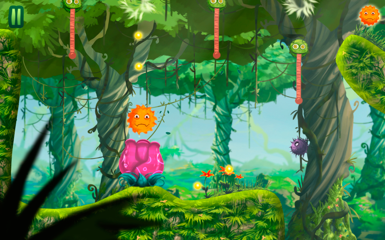 Microcosm (puzzle-game) - screenshot