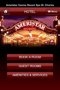Ameristar Casinos, Inc. - screenshot thumbnail