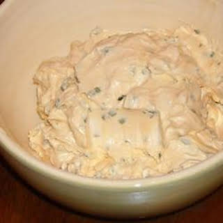 Bagel and Cheese Dip.
