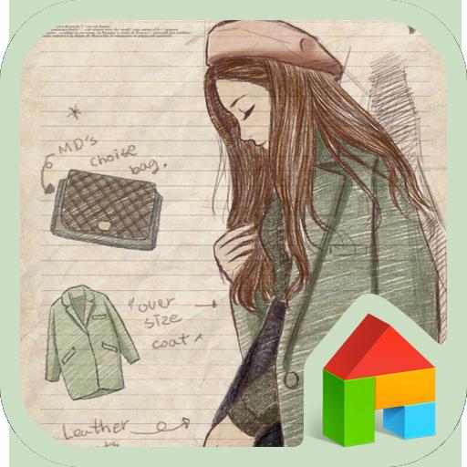 피피노트(민트코트) 도돌런처 테마 個人化 App LOGO-APP試玩