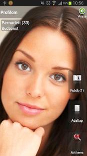 A mobil társkereső-tarskereses- screenshot thumbnail
