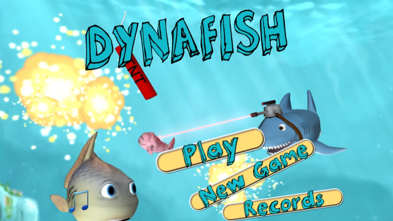 Dynafish- screenshot