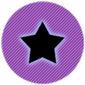 Black Star Icon Pack icon