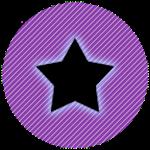 Black Star Icon Pack v1.0