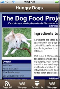 Dog Food - Food or What?. - screenshot thumbnail