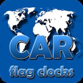 CAR flag clocks
