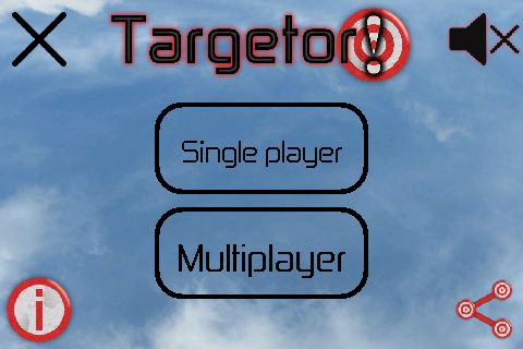 Targetor! Bluetooth- screenshot