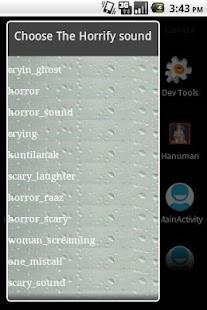 Horrify your friends - screenshot thumbnail