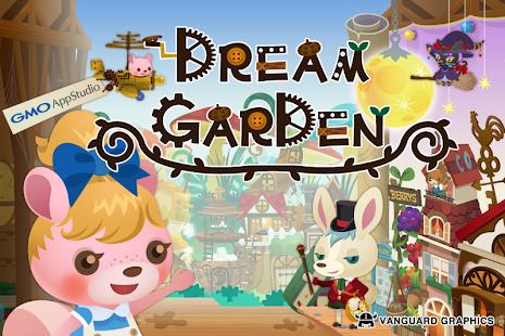 LINE Dream Garden
