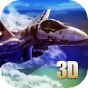 Fighter Jet 3D Live Wallpaper icon
