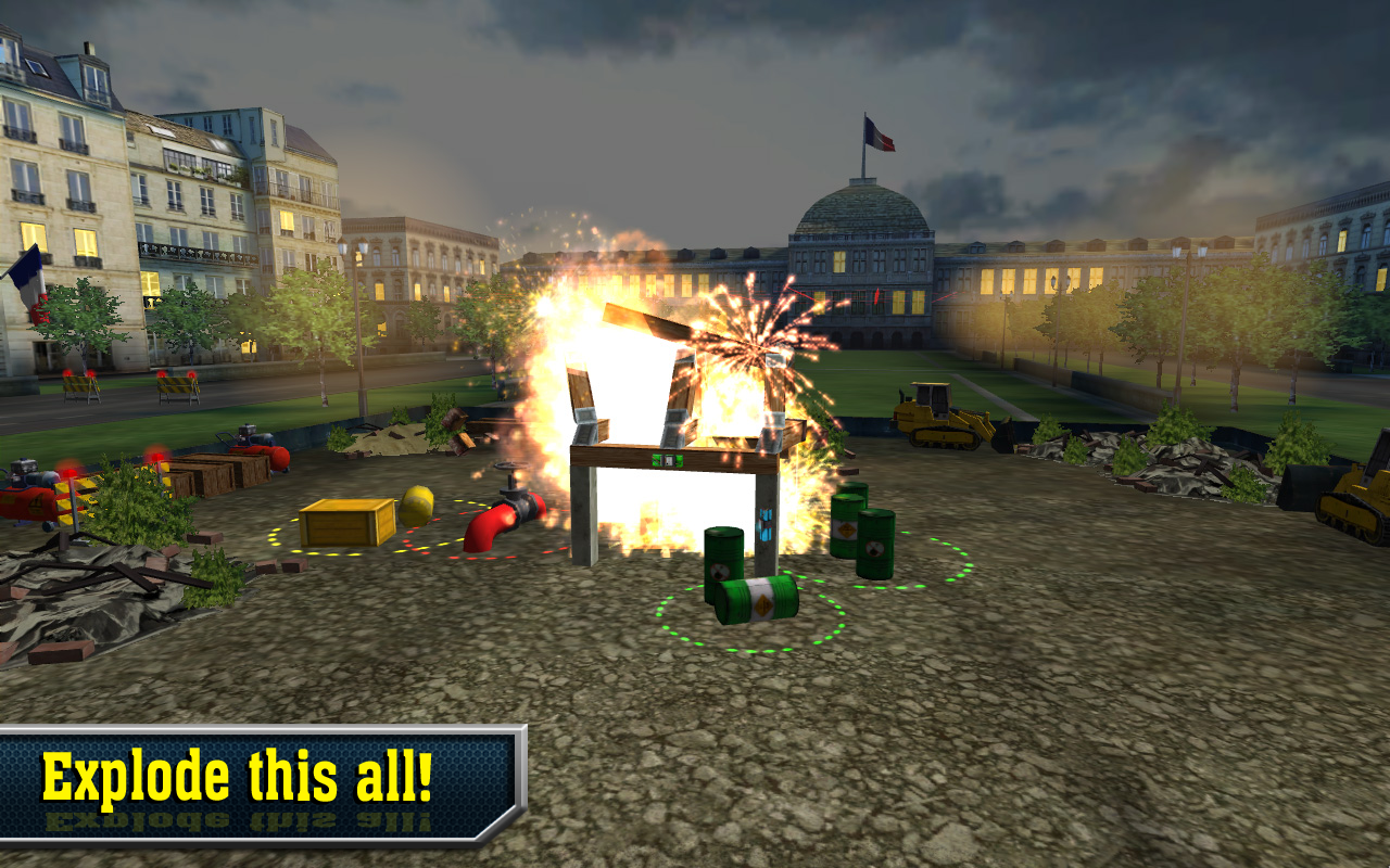 Demolition Master 3D FREE- screenshot