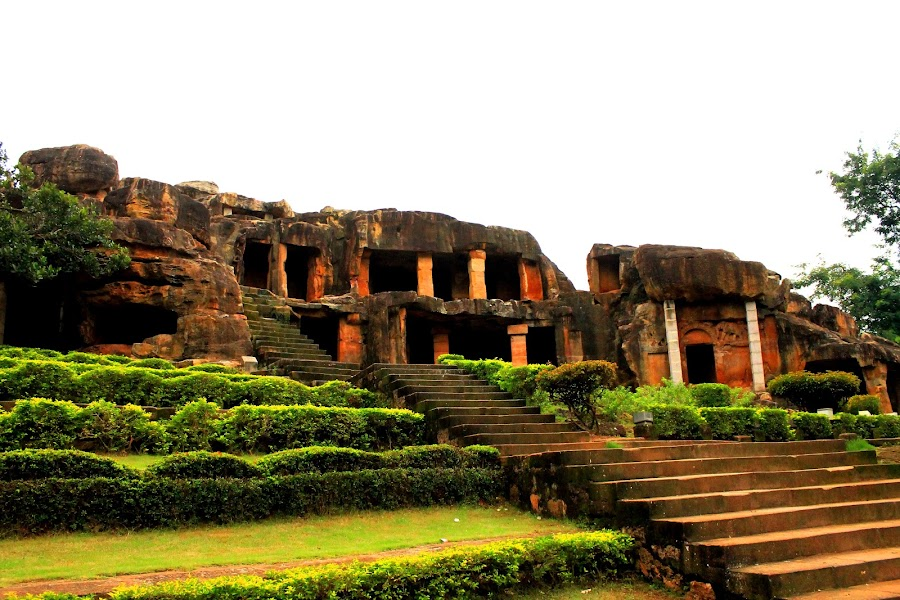 Khanda Giri by Santanu Dutta - Buildings & Architecture Public & Historical (  )