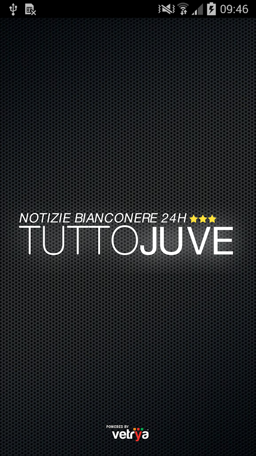 TuttoJuve- screenshot