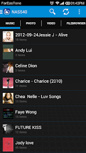 zCloud - screenshot thumbnail