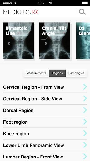 X-ray Measuring