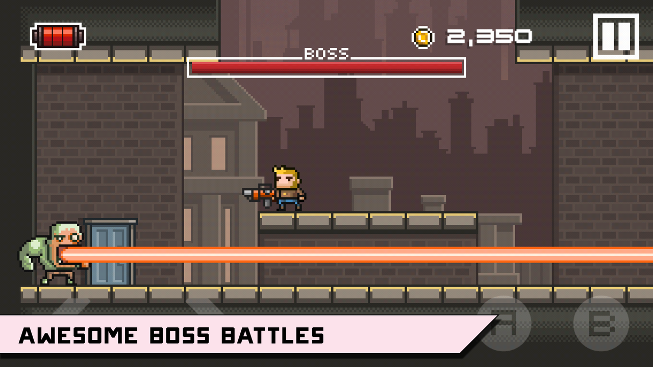 Random Heroes screenshot #2