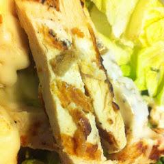 gluten free chicken breast with flour breading