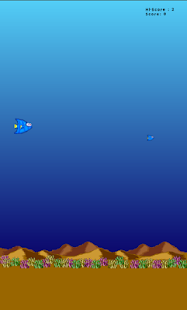 Dory - Flappy Fish - screenshot thumbnail