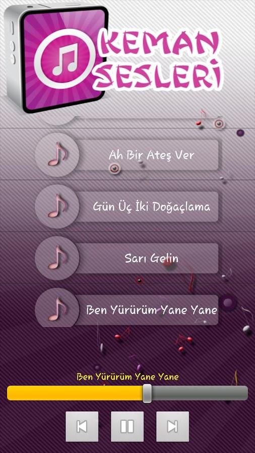 Keman Sesleri - 7- screenshot