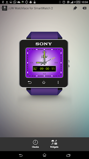 JJW Elite Watchface 6 for SW2