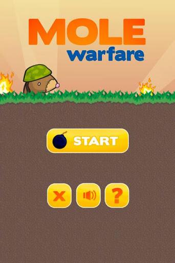 Mole Warfare FREE FREE screenshots 1