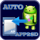 Auto App2SD : App Manager icon