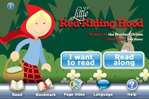 Screenshot of Little Red Riding Hood SChimes