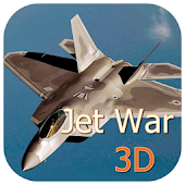 Fighting Jet War 3D